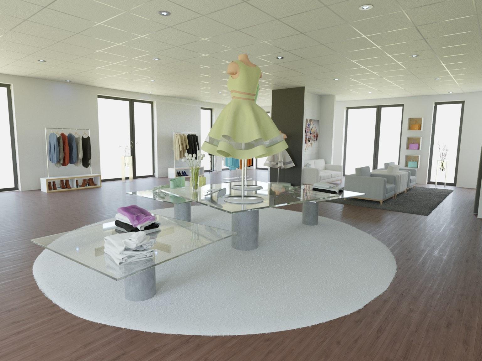 3d home staging visual buho. Black Bedroom Furniture Sets. Home Design Ideas