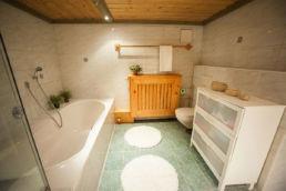 Badezimmer aufbereitet Home Staging