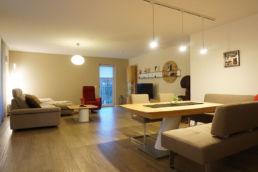 Modernes Ess- und Wohnbereich Einrichtungsberatung