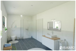 3D Home Staging Bad Dusche
