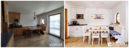 küche-essbereich-nachher-feha-lechbruck-Vergleichsbild-Portfolio