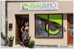 VISUAL BUHO Neueröffnung office Kaufbeuren