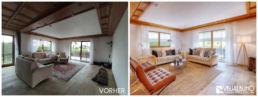 wohnzimmer1-eg-nachher-feha-lechbruck-Vergleichsbild-Portfolio