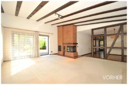 Wohnzimmer rchitektenhaus 3D Home Staging