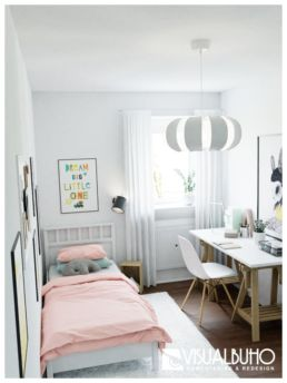 Kinderzimmer Ideen 3D Home Staging